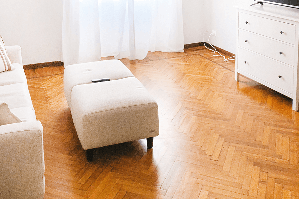 The type of flooring you choose adds value to your property