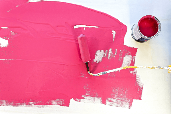 How paint colours affect your home's interior