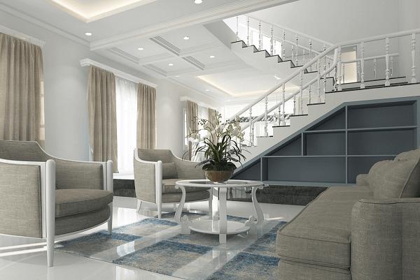 Double-storey interior | GotProperty