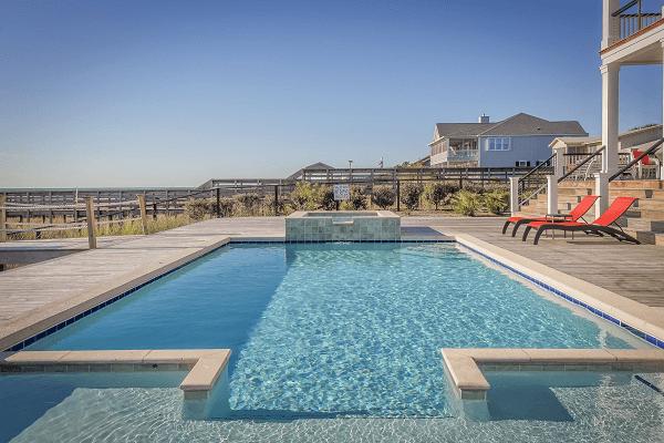 Rectangular swimming pool design | GotProperty