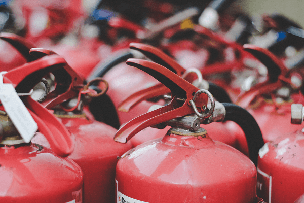 Fire extinguisher for fire prevention | GotProperty