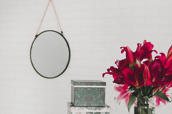 Mirror in the living room | GotProperty