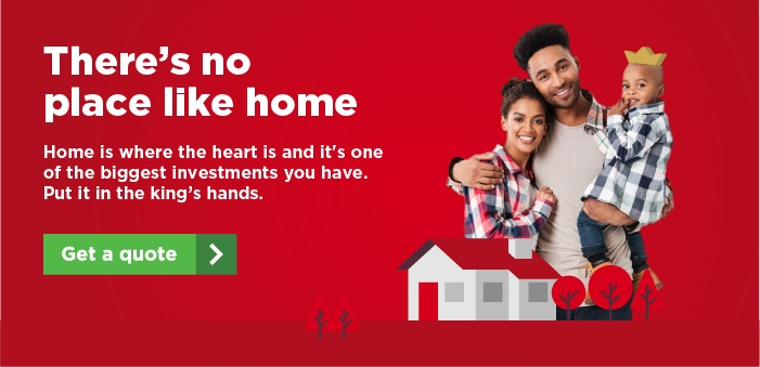 Get building insurance from King Price   GotProperty