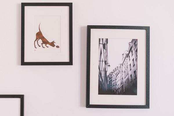 Create an elegant home with frames   GotProperty