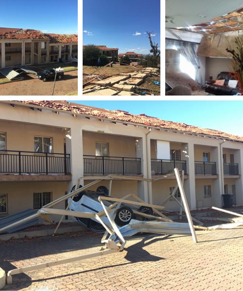 Insurance, tornado, CIA Building Insurance
