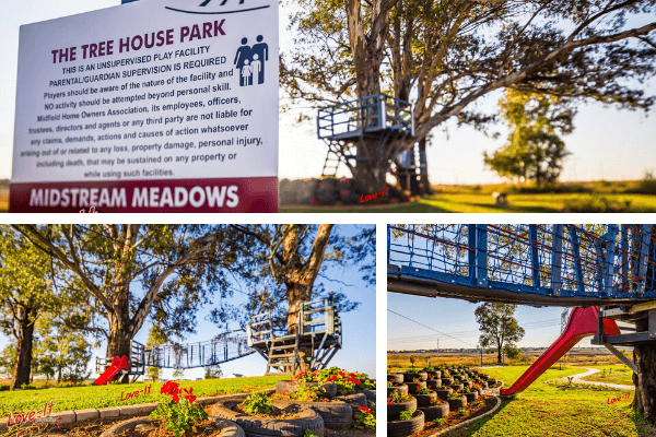 The Tree House Part at Midstream Meadows