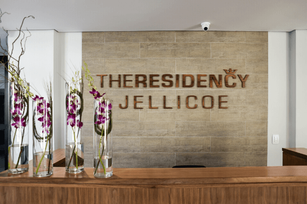The Residency, Jellicoe